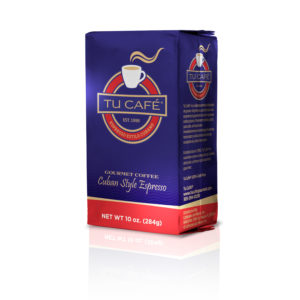 TU Cafe Gourmet Cuban Coffee