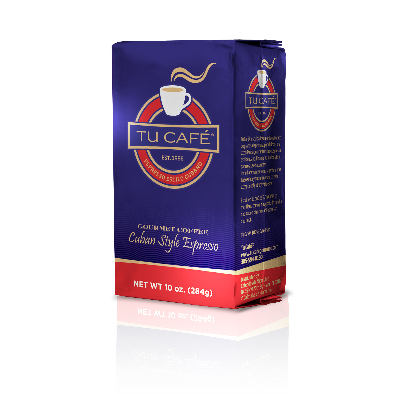 TU Cafe Gourmet Cuban Coffee
